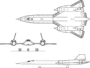 Lockheed SR-71A 3view.png