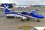 Loganair Viking Air DHC-6-400 Twin Otter at Glasgow International Airport.jpg