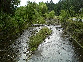 Lomná (river) - Image: Lomna 032