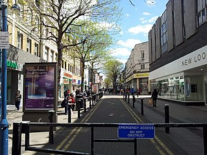 Powis Street - Image: London, Woolwich Centre, Powis St Macbean St 02