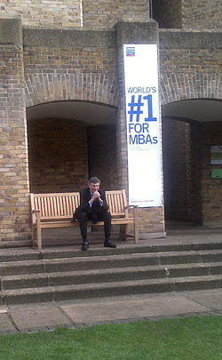 Лондонская бизнес школа
