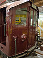 London Underground electric sleet locomotive (cab) - Flickr - James E. Petts.jpg