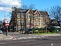 London W4 bus route, Tottenham Green Workshops, High Road, Tottenham.jpg