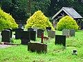 Longford Cemetery - geograph.org.uk - 480437.jpg