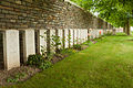 Loos British Cemetery - Special Memorials with Duhallow Block.jpg