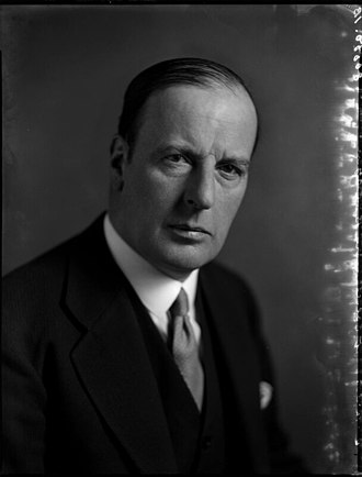 John Moore-Brabazon, 1st Baron Brabazon of Tara - Image: Lord Brabazon