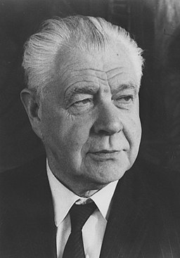 Lord Robbins, c1970s (4071625315)