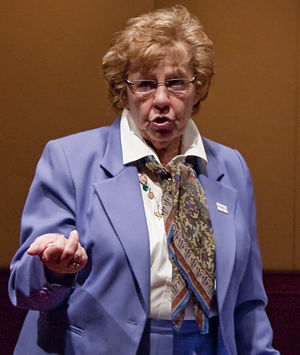 Loretta Weinberg at The College of New Jersey