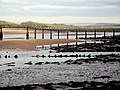 Lossie Estuary at low tide - geograph.org.uk - 704526.jpg
