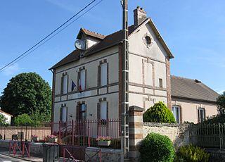 Louan-Villegruis-Fontaine Commune in Île-de-France, France