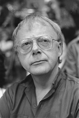 Louis Andriessen - Louis Andriessen in 1983