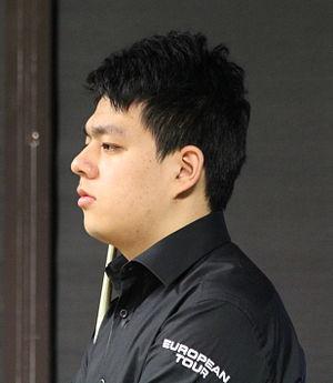 Lu Ning - Paul Hunter Classic 2014