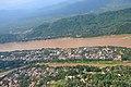 Luang Prabang from an airplane (50637318116).jpg