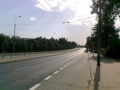How to get to Aleja Kraśnicka with public transit - About the place
