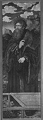 Magdalenenaltar: Hl. Lazarus (Anonymer Meister seiner Werkstatt)