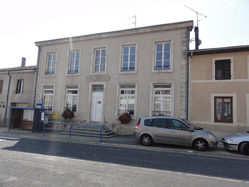 Lucey (Meurthe-et-M.) école des filles