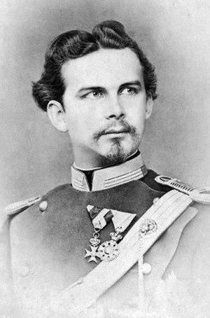 Ludwig II of Bavaria - Image: Ludwig II of Bavaria