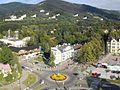 Luftaufnahme Stadt Ustron (PL).jpg