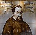 Luis Antonio de Belluga, plafó ceràmic a Alacant.JPG