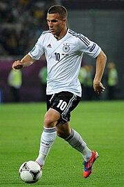 Lukas Podolski 20120609