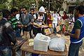 Lunch - Bengali Wikipedia 10th Anniversary Celebration - Jadavpur University - Kolkata 2015-01-09 2853.JPG