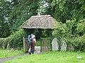 Lychgate - geograph.org.uk - 484149.jpg