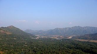 Điện Biên Province - Mường Ảng district