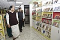 M. Venkaiah Naidu and the Minister of State for Information & Broadcasting, Col. Rajyavardhan Singh Rathore visiting the Publications Division (DPD), at Soochna Bhawan, in New Delhi.jpg