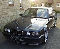 BMW 5 Series (E34) thumbnail