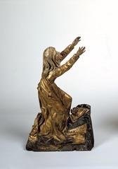 De heilige maagd Maria