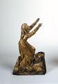 MCC-39759 Staande Maria onder het kruis, betraand gezicht, armen uitgestrekt, witte sluier (1).tif