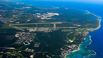 Punta Cana International Airport - Aerial view