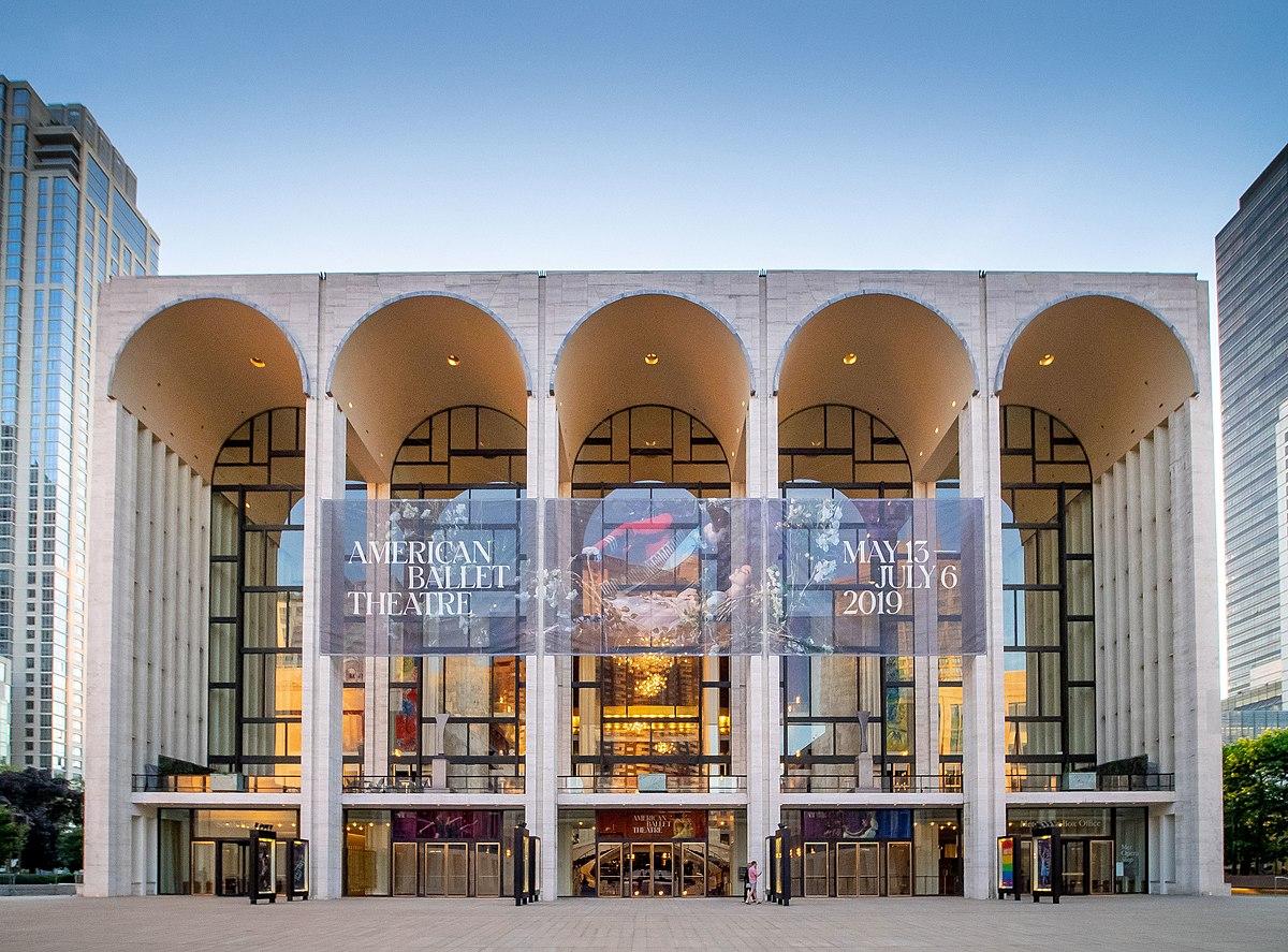 Metropolitan Opera - Wikipedia