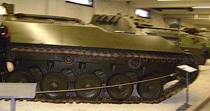 MOWAG 3M1 Schützenpanzer