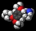 MPM molecule spacefill.png