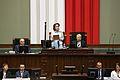 Małgorzata Kidawa-Błońska Bogdan Borusewicz Zgromadzenie Narodowe 6 sierpnia 2015 01.JPG