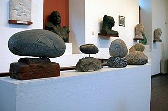 Polygnotos Vagis Municipal Museum - Image: Macedonian Museums 35 Polignotos Vagis 479