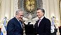 Macri & Netanyahu at Casa Rosada, September 2017 02 (cropped).jpg