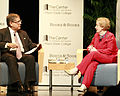 Madeline Albright with Alberto Ibargüen - Flickr - Knight Foundation (2).jpg