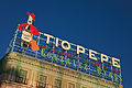 Madrid. Puerta del Sol square. Tío Pepe neon sign. Spain (4075674620).jpg