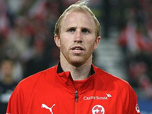 Ludovic Magnin - Magnin lining up for Switzerland in 2006