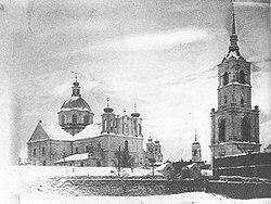 Mahiloŭ, Škłoŭskaja, Bohajaŭlenski. Магілёў, Шклоўская, Богаяўленскі (1909).jpg