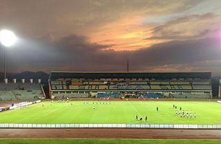 Indira Gandhi Athletic Stadium Stadium in India