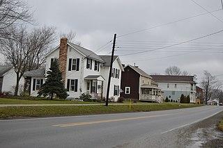 Strattanville, Pennsylvania Borough in Pennsylvania, United States