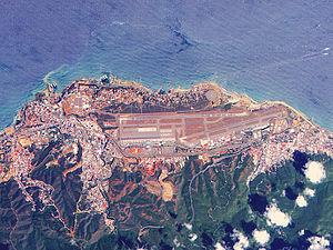Simón Bolívar International Airport (Venezuela) - Aerial view