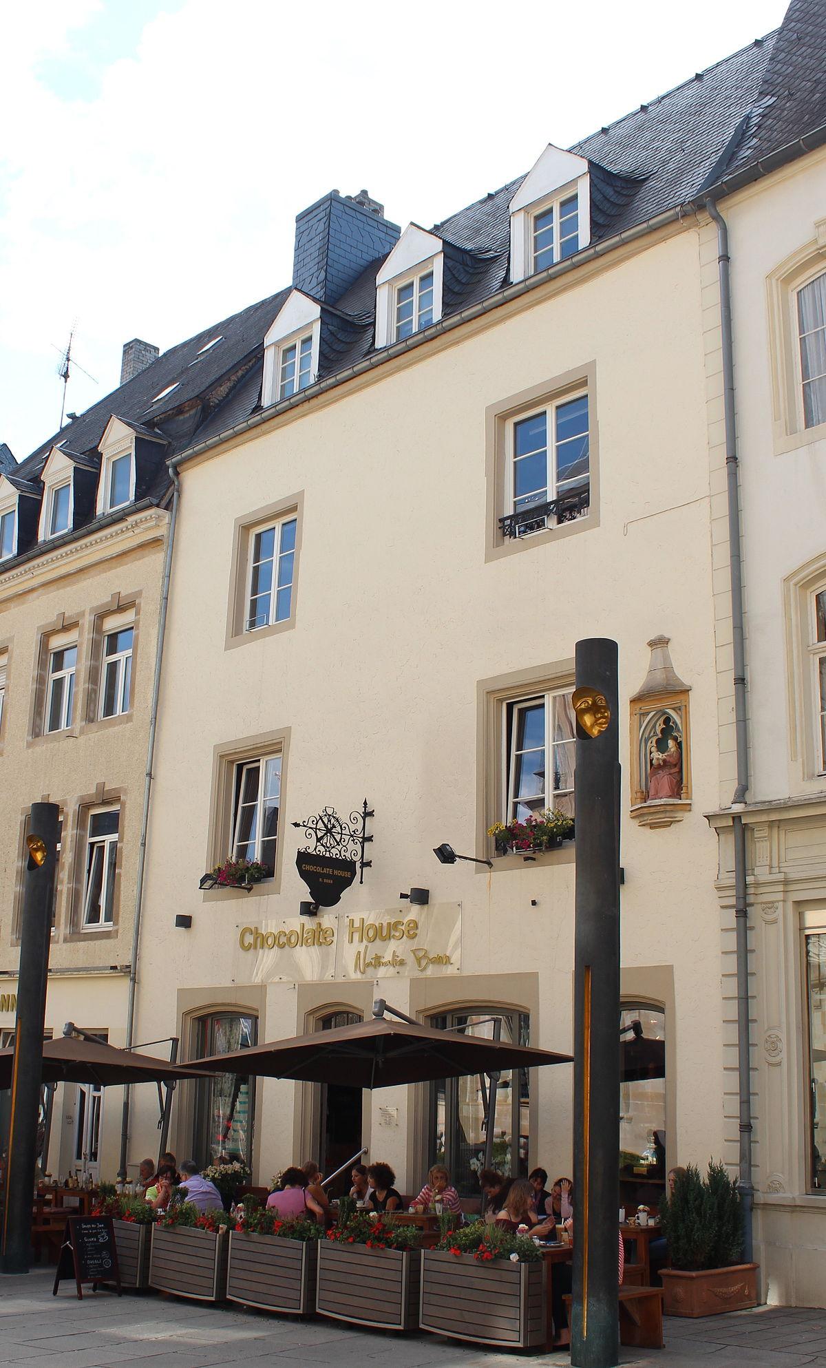 Haus h cklin von steinach wikipedia for Maison moderne luxembourg wikipedia