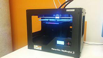 MakerBot - MakerBot Replicator 2 Desktop 3D Printer