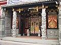 Malaysia - Malaka - 10 - ornately carved temple (6320282485).jpg