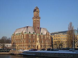 Malmö University - Rectorate