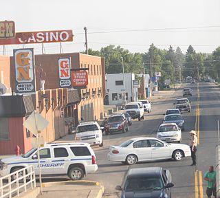 Malta, Montana City in Montana, United States